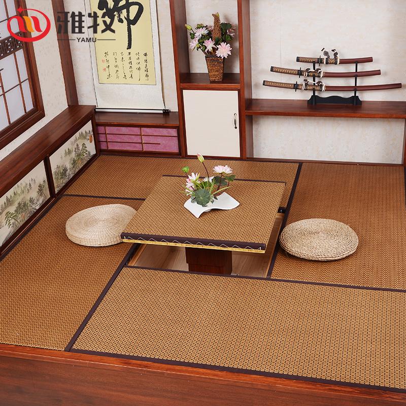 榻榻米墊子定做椰棕塌塌米棕墊踏踏米床墊家用臥室日式定製地墊