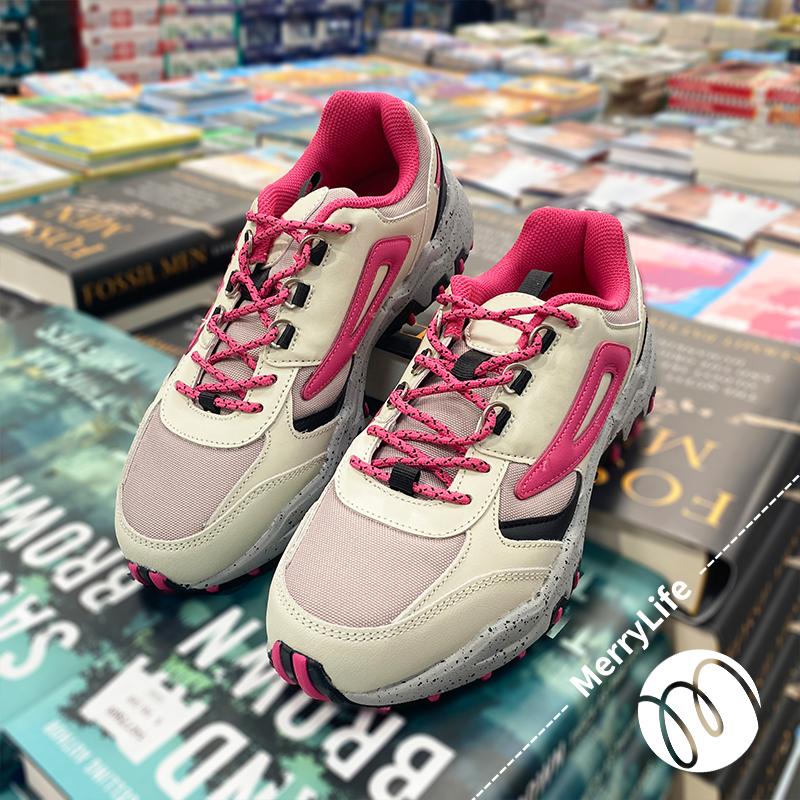 美国直邮 潮牌女士休闲鞋拼接多色 户外运动老爹鞋