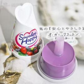 日本衣柜固体香薰 小林制药 空气清新剂 厕所室内车载衣橱芳香剂