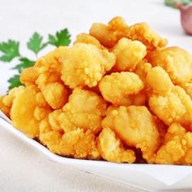 三统万福盐酥鸡 3kg 鸡米花裹粉鸡肉油炸小吃台湾风味 豪大大用