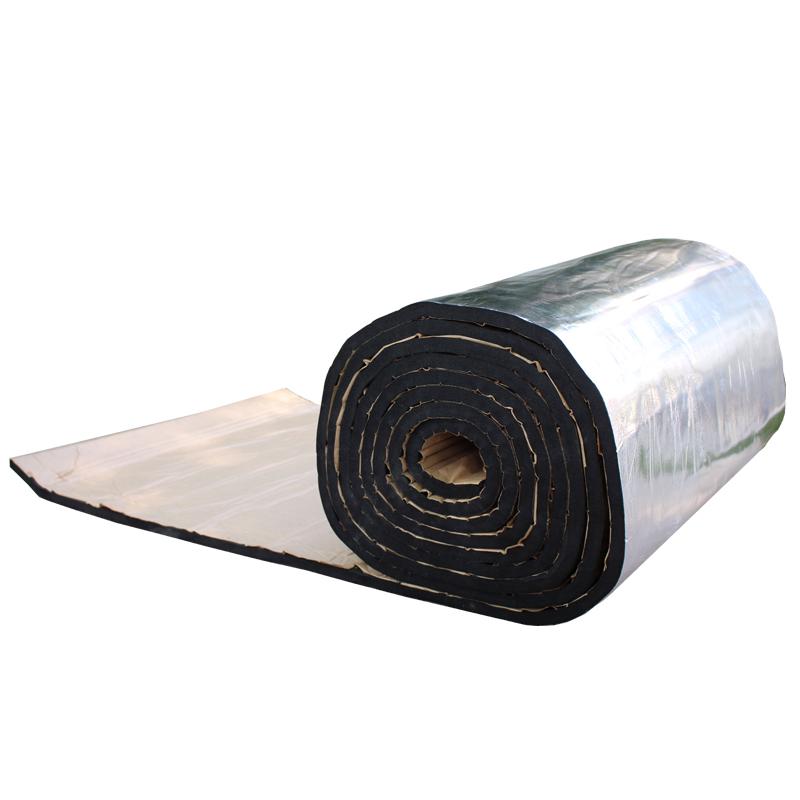 保温棉隔热板隔热棉自粘耐高温防火隔热材料阳光房隔热板屋顶隔热