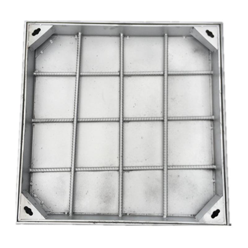 供应700*700*80 304不锈钢隐形井盖,装饰铺装井盖质量无忧