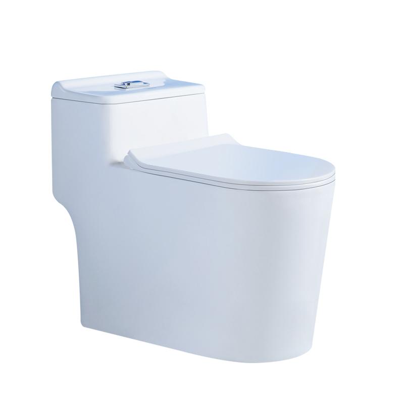 蒙娜丽莎家用马桶陶瓷坐便器抽水大口径管超漩虹吸式静音节水坐厕