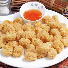 盐酥鸡鸡米花半成品鸡块鸡柳盐酥鸡三统万福盐酥鸡10kg包邮