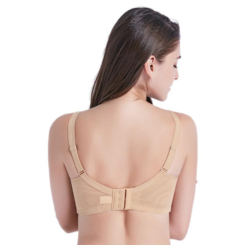 乳腺术后胸癌专用义乳文胸蕾丝聚拢假胸假乳房无钢圈透气奶罩内衣