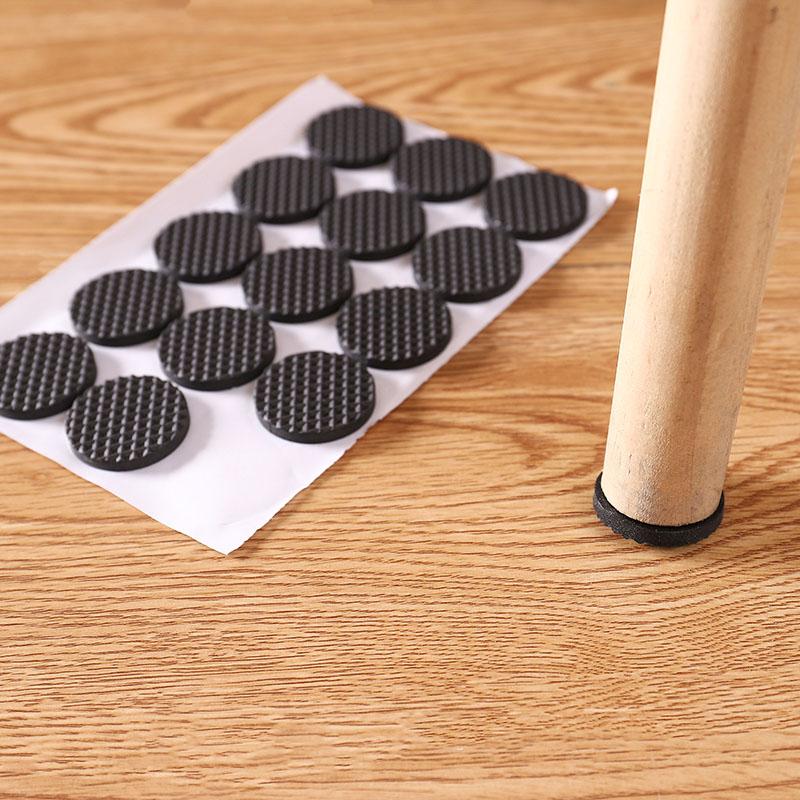 桌脚垫桌椅脚垫 地板保护垫家具橡胶沙发防滑垫片桌子椅子垫胶垫