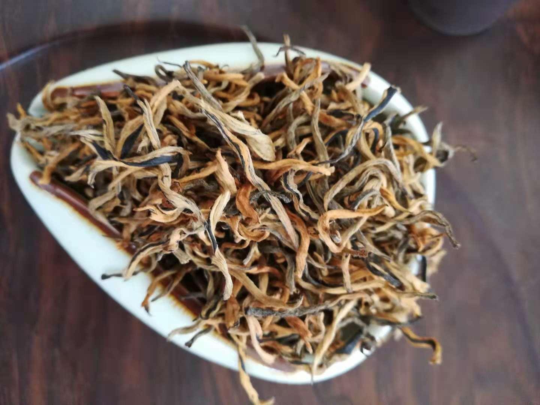 其它红茶 125g 蜜香味密特级 高黎贡龙江畔云南大叶种滇红金丝红茶