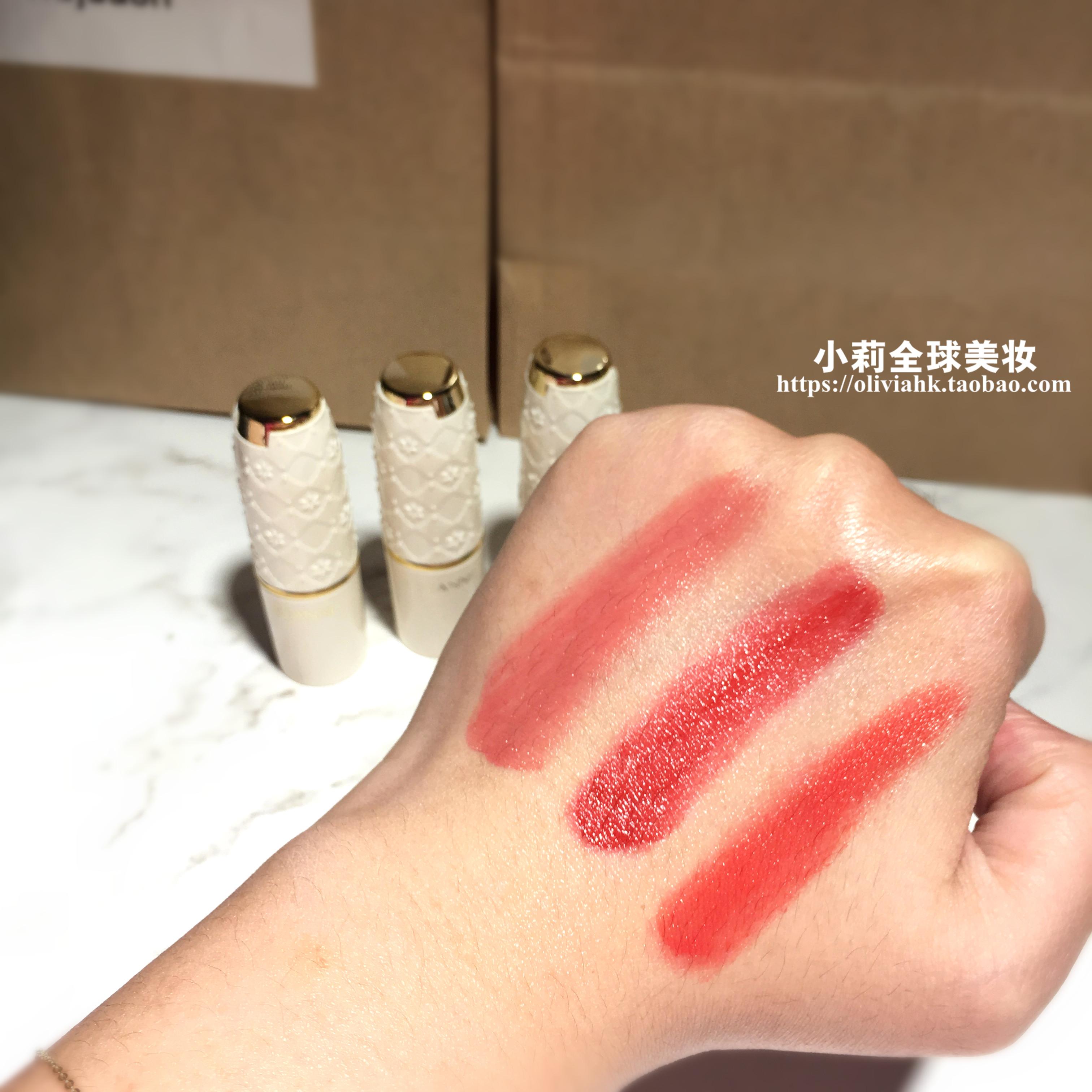 [淘寶網] 日本倩麗Cezanne口紅 倩麗潤彩脣膏 顯色防水口紅 磚紅豆沙紅多色