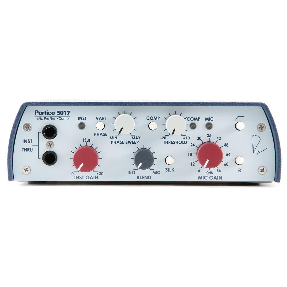 Rupert Neve Portico5017 5012尼夫话放话筒放大器带DI压缩通道条