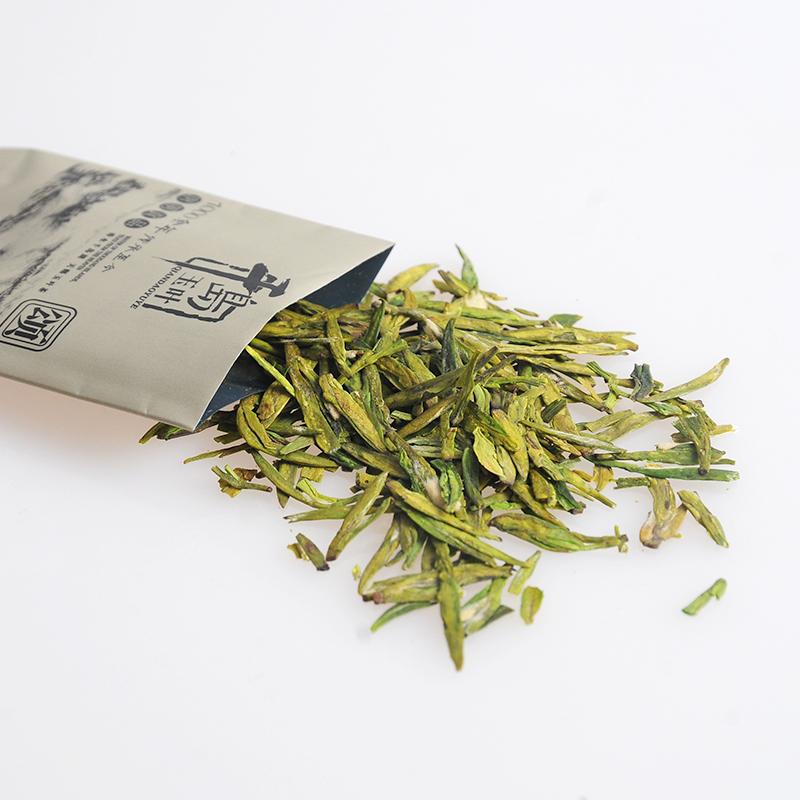 新茶明前高级茶叶特价 2017 装 30g 千岛湖特产千岛玉叶绿茶龙井茶