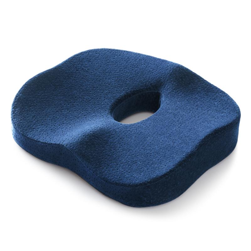 佳奥坐垫办公室记忆棉椅子美臀屁股久坐痔疮座垫夏天透气学生椅垫