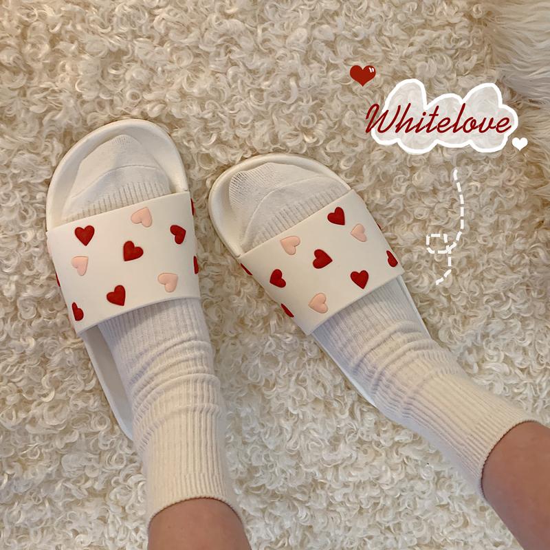 细细条 韩版时尚ins网红仙女风凉拖鞋女夏外穿防滑居家用