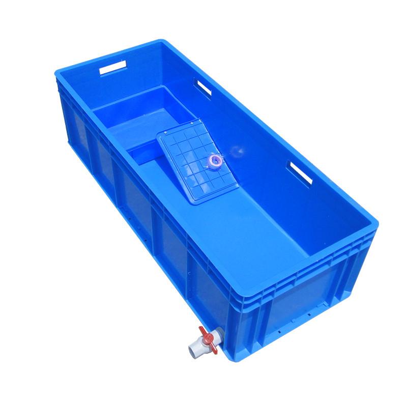 特大龟窝周转箱养龟龟屋 龟托龟池 塑料龟窝大型养龟箱南石龟专用