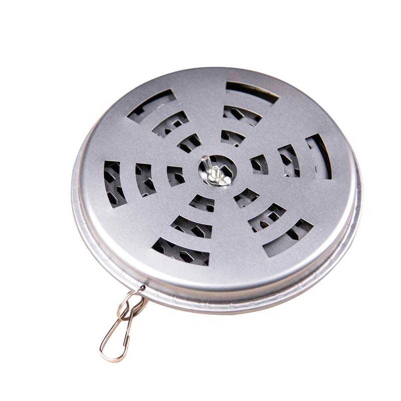 户外蚊香盘盒高档室内外钓鱼山上用钉子大号可挂式身上多功能托座