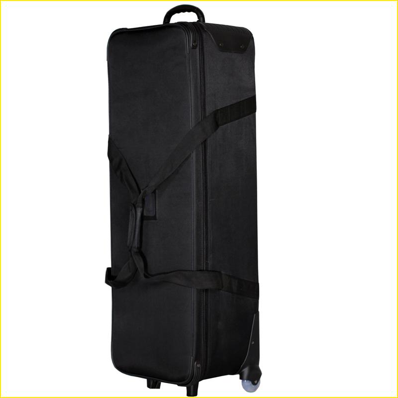 摄影棚闪光灯套装包箱大中小号摄影灯具套装收纳包摄影包拉杆箱