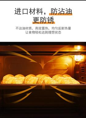 INLONG/茵朗电器 IN-K60商用电烤箱家用大容量私房烘焙蛋糕披萨炉