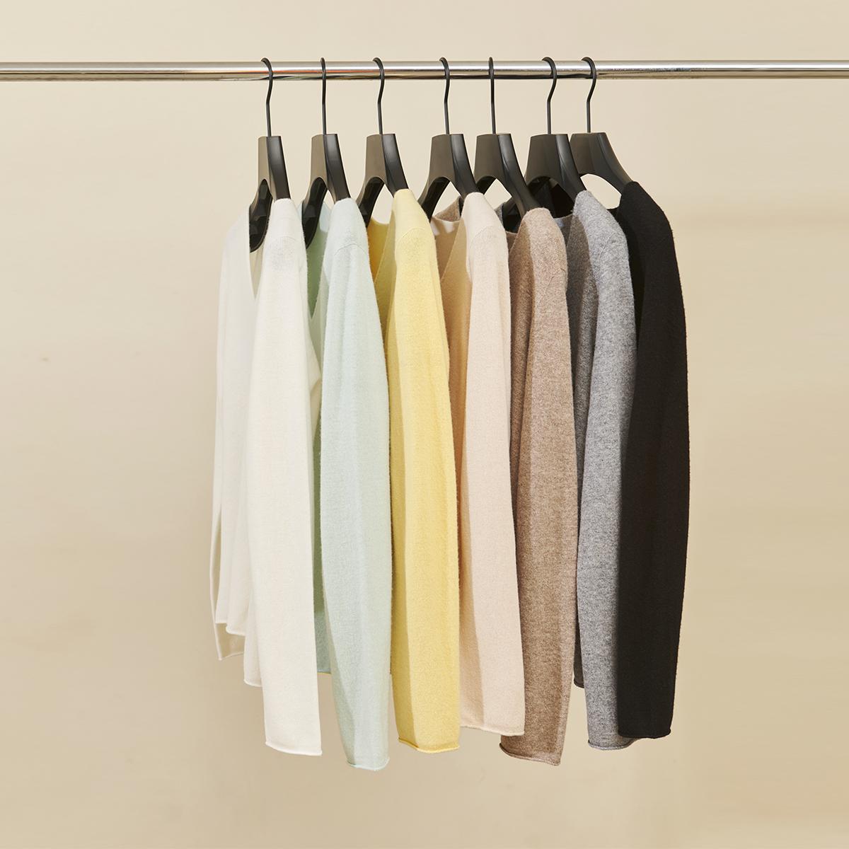 【福利款】无缝一体羊毛衫 26支 克重183g No.2
