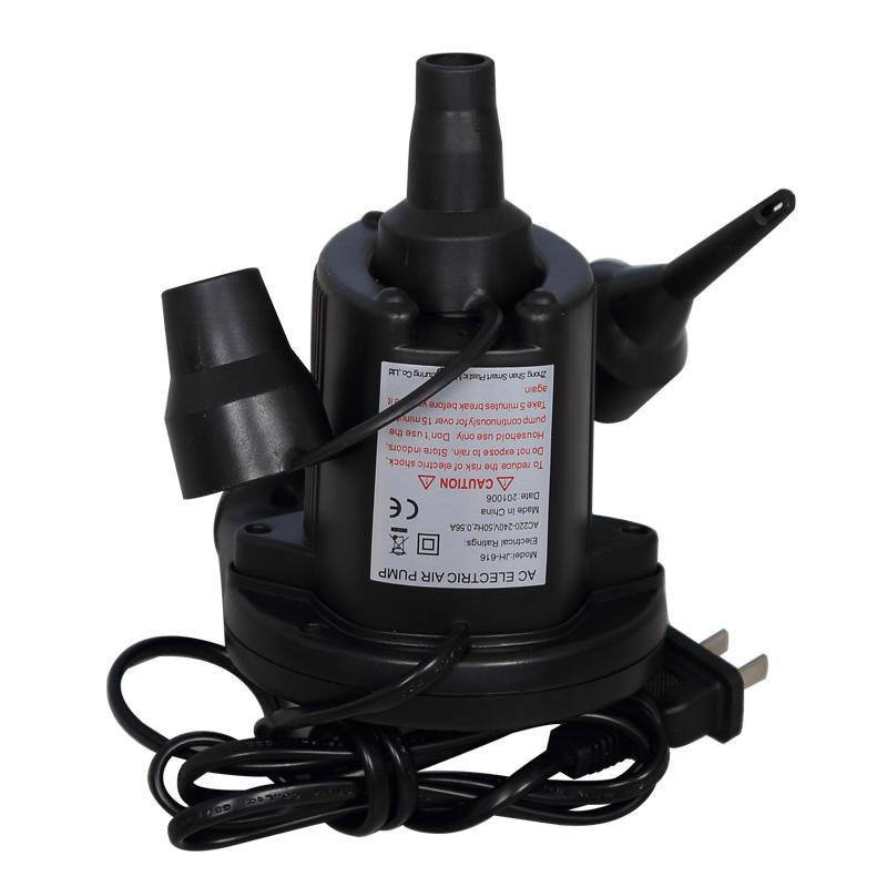 思贝 婴儿游泳池两用电泵 充气泵 快速 电动充气泵85XGhf