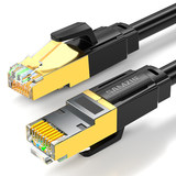 Shanze cat8 eight types of network cable home fiber broadband 10 Gigabit network seven types of shielded computer router 1 over 2 meters