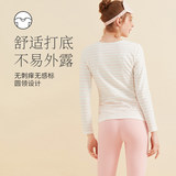Thermal underwear female cotton suit bottoming wear girls middle school students cotton sweater autumn winter cotton autumn clothes autumn pants