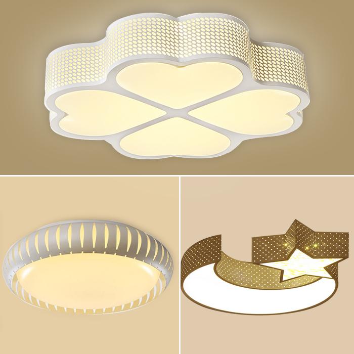 吸顶灯客厅灯简约现代圆形餐厅灯厨卫过道阳台灯具 led 温馨卧室灯