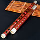 Tiexin brand flute professional performance bitter bamboo flute instrument special horizontal teacher recommended flute ACDEFG high adjustment