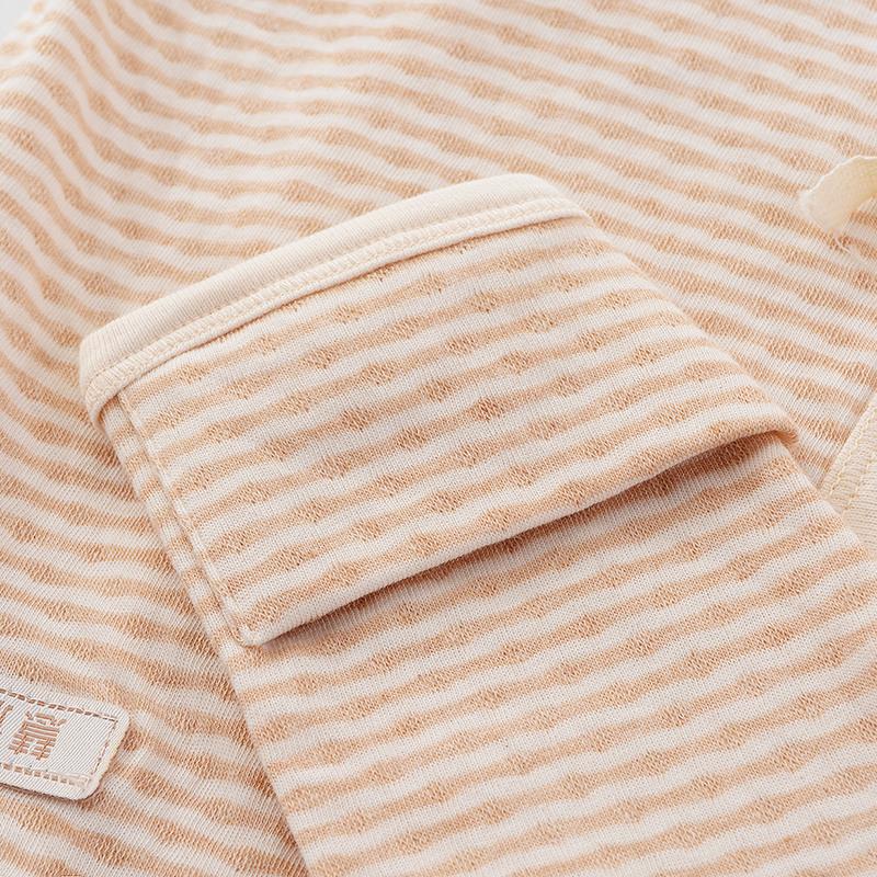 宝宝礼盒婴儿衣服纯棉套装春夏秋母婴用品满月礼物新生儿彩棉礼盒