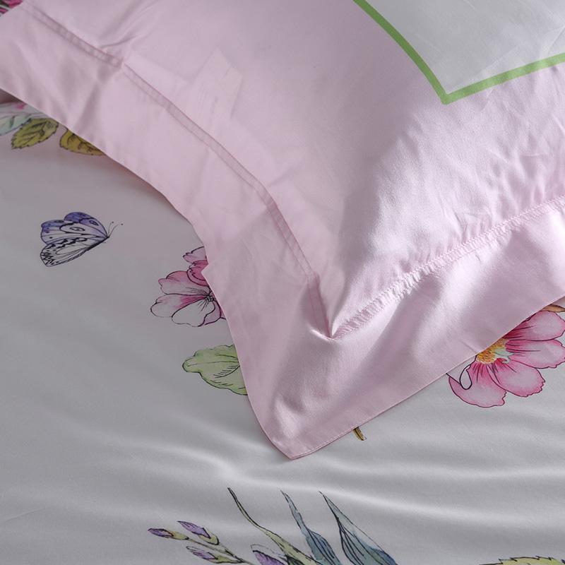 系列新品四件套全棉床品时尚印花套件黛丽雅 COSMO 多喜爱家纺