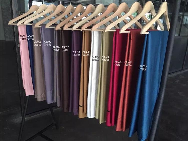 蔚瀾LH60支長絨棉貢緞純色被套單個床單枕套單品可自由搭配四件套
