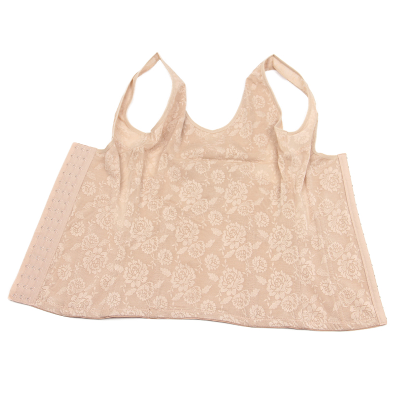 收腹束腰塑身衣产后紧身塑形托胸美体衣吊带背心塑腰收肚子束身衣
