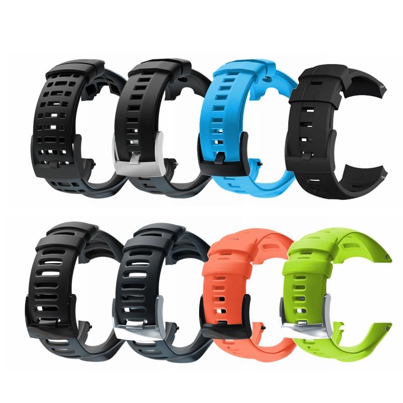 原裝正品鬆拓SUUNTO頌拓AMBIT拓野2拓野3各款精裝錶帶包郵送工具