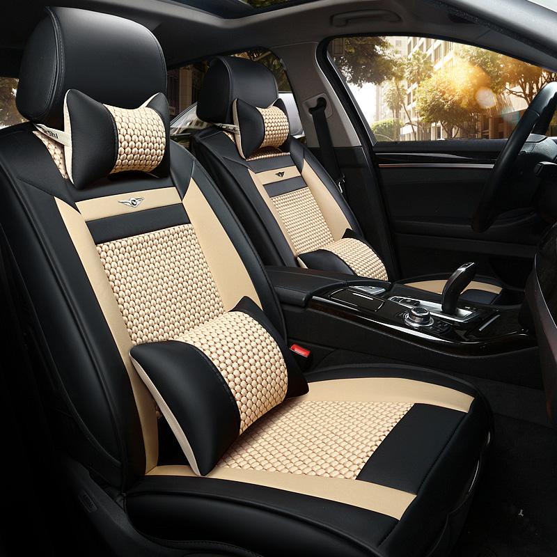 新X3汽车坐垫吉利GL帝豪GS远景X6夏季SUV四季通用专用座套全包
