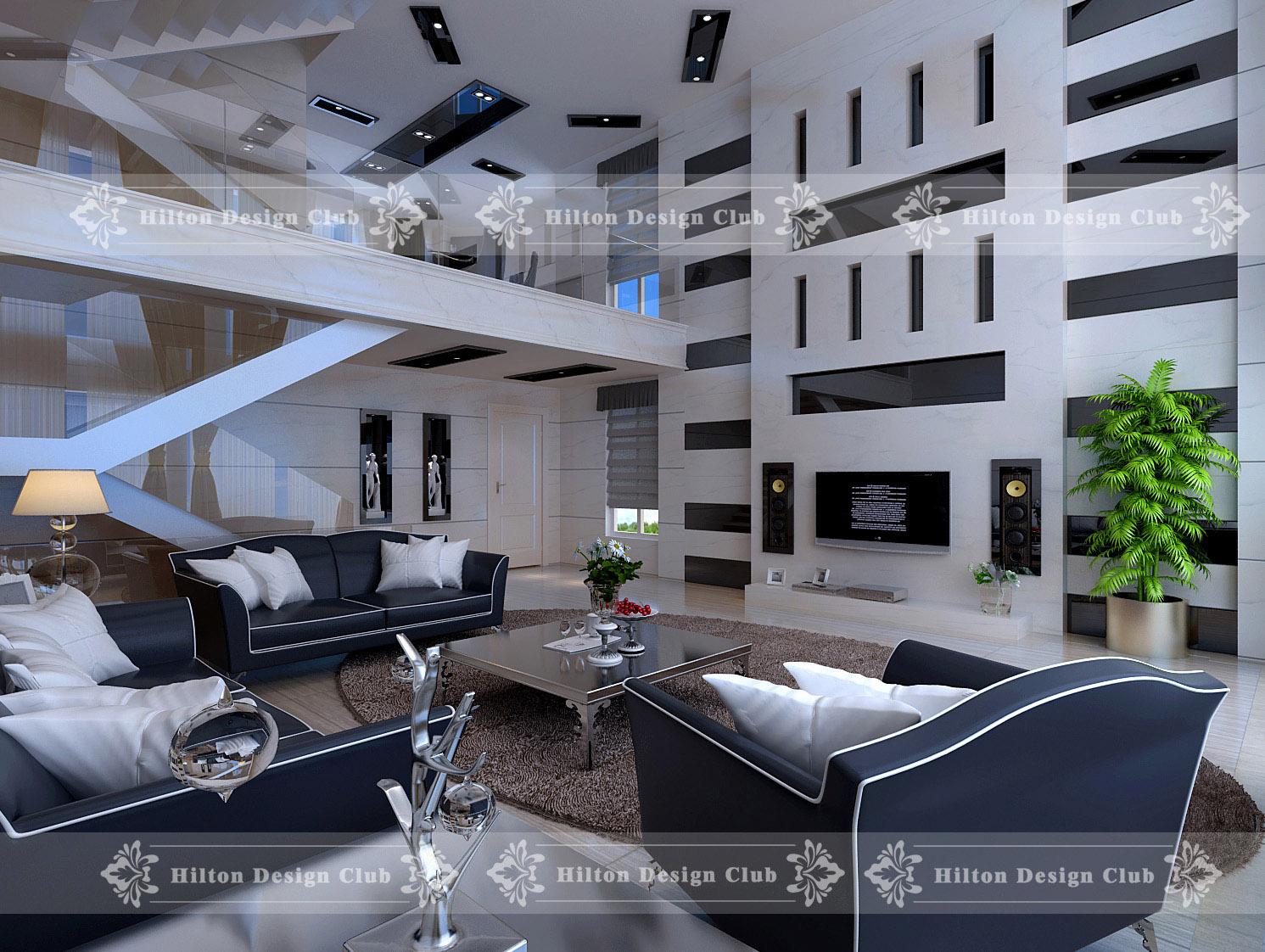 家装装修设计效果图/客厅卧室电视墙背景墙欧式古典风格 欧美古典