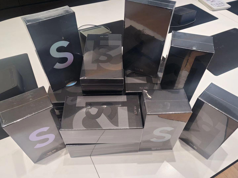 港国行 S21 手机 5G G9980 SM Ultra S21 Galaxy 三星 Samsung 刹那