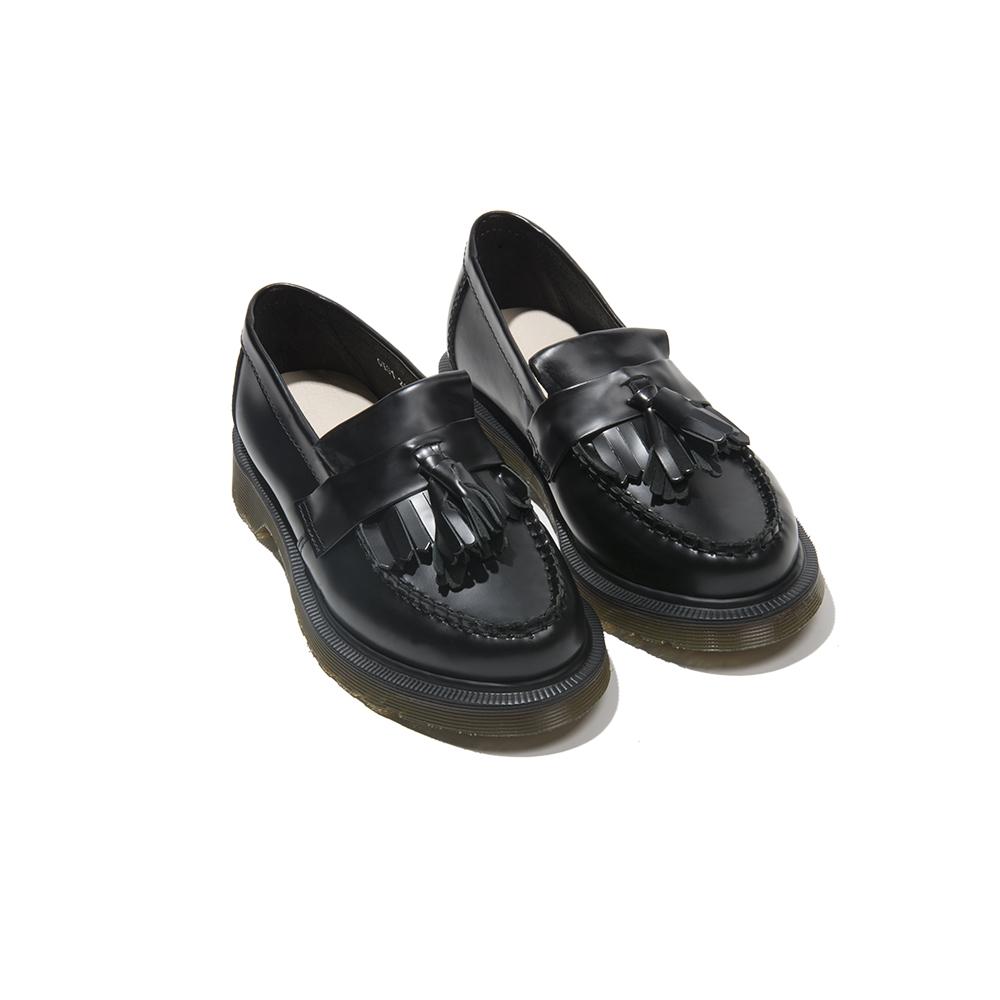Northage  男女款 頭層牛皮 固特異內線縫製 低幫流蘇馬丁鞋