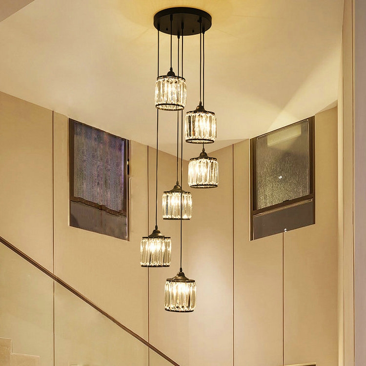 厅大吊灯水晶灯餐桌灯