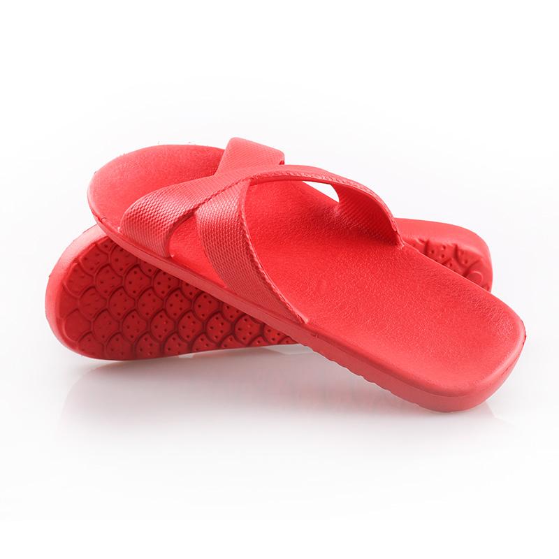 凤竹春夏季一体女士男士居家拖鞋团购平底防滑轻便拖鞋 双包邮 3 满