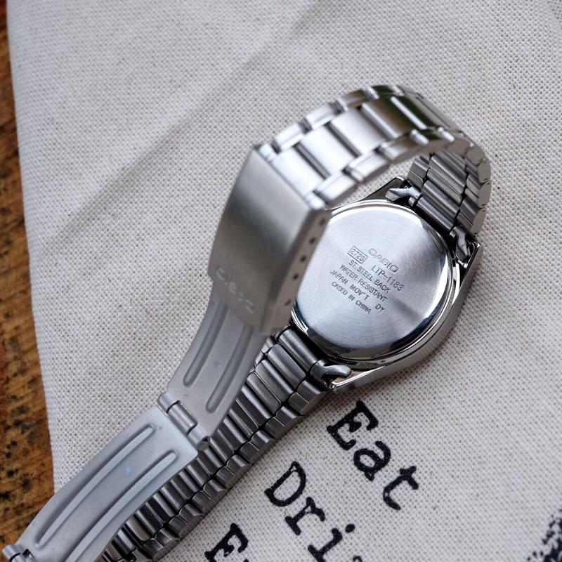 卡西欧 CASIO手表 简约防水指针日历石英学生女士表LTP-1183A-7A - 图2