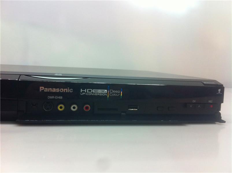 二手原装DVD刻录硬盘录像 松下DMR-EH68 内置320GB硬盘HDM输出