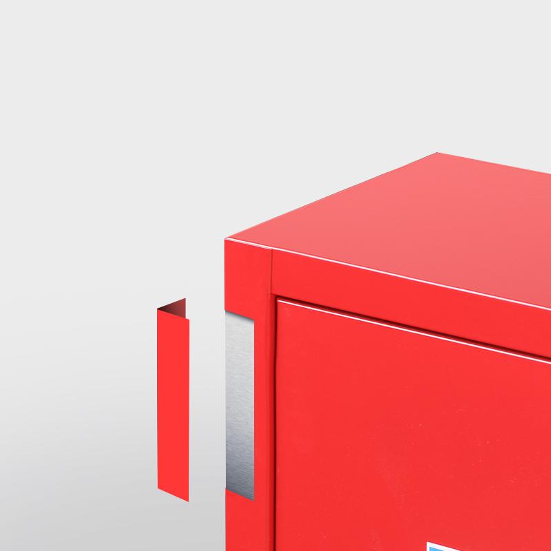消防器材消火栓箱子室内室外铝合金门框水龙带软管自救卷盘消防箱