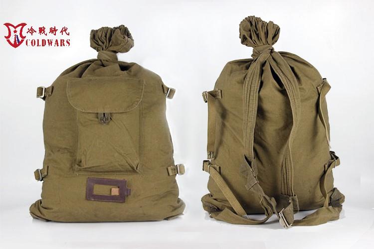 苏联军包 苏军经典麻袋包  二战红军士兵背包 俄罗斯双肩战术包
