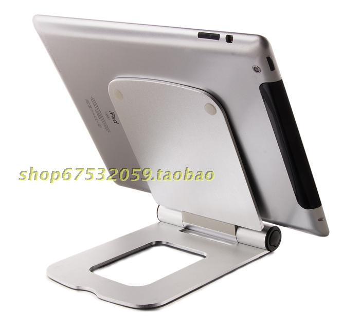 ipad pro air  微软三星平板电脑便携折叠通用铝合金散热支架新款