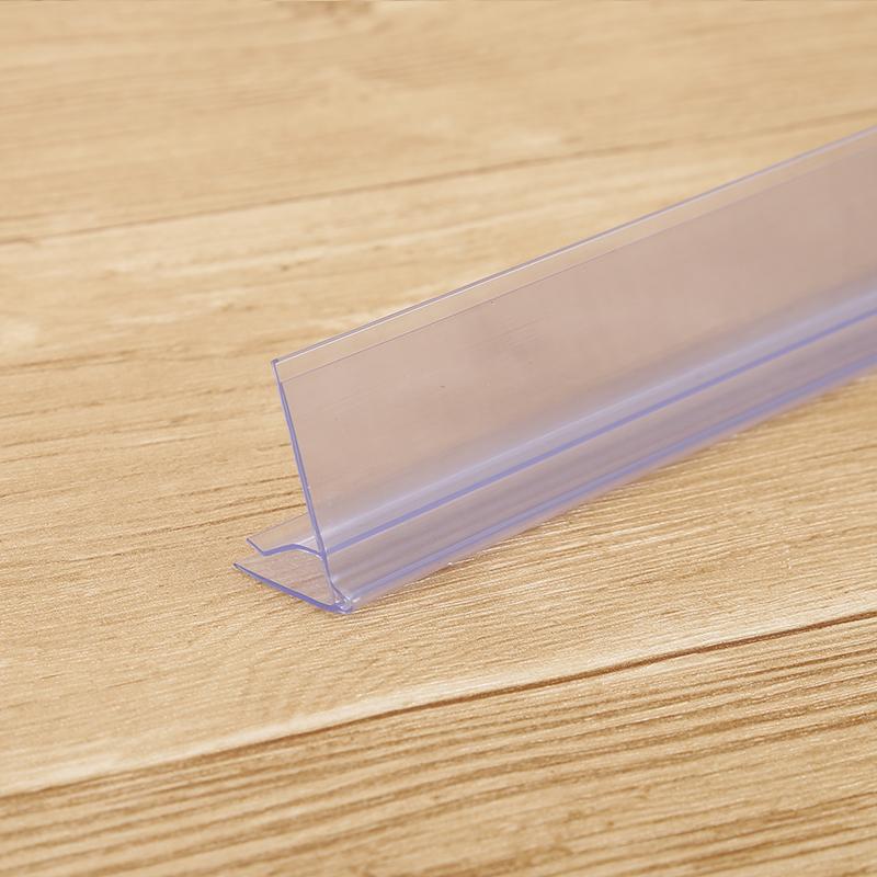 特价!药店玻璃卡条 标签条 价格条 标价条 价格标签下卡式40宽