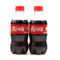 包邮迷你型可口可乐雪碧芬达整箱300ml*12瓶装汽水组合装碳酸饮料 (¥13)