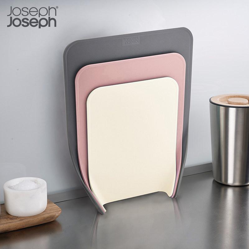 英國JOSEPH摺疊易入鍋砧板健康分類切菜板套裝寶寶嬰兒輔食案板