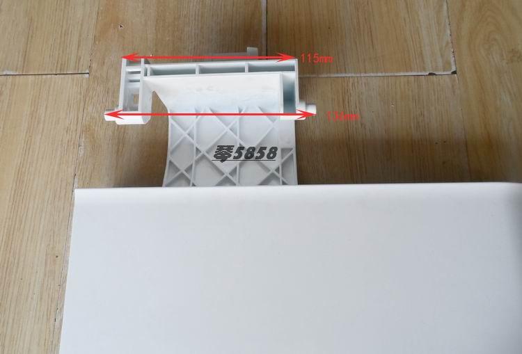 脱水桶盖甩水桶盖脱水盖板海尔波轮双桶半自动洗衣机原装配件2197