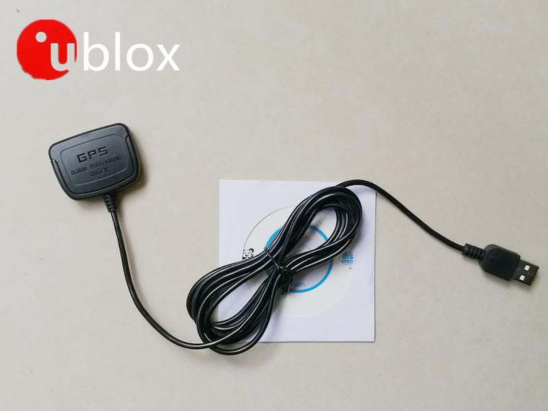天线 GMOUSE 定位导航模块 353 UB 接收器 BDS 北斗 GPS 口 USB 电脑 路测