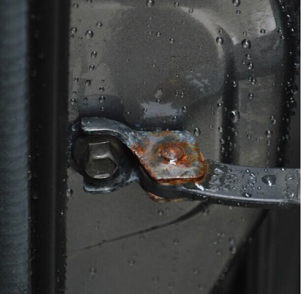 标致301 2008 3008 508 C3-XR C4世嘉全新爱丽舍车门限位器保护盖