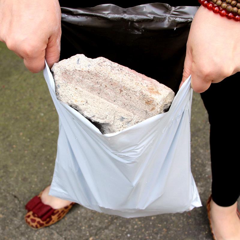 快递袋子加厚白色28*42淘宝包装袋38*52服装打包袋防水袋批发