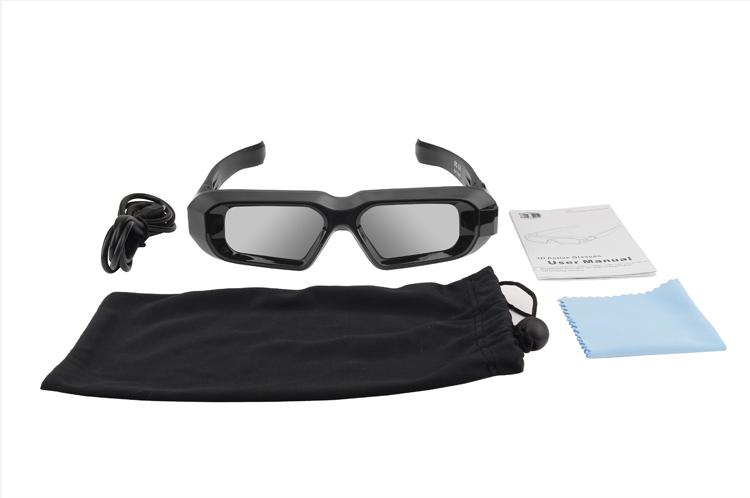 EPSON爱普生3D眼镜主动快门式投影仪TW6300/5400/8400/5700/6700